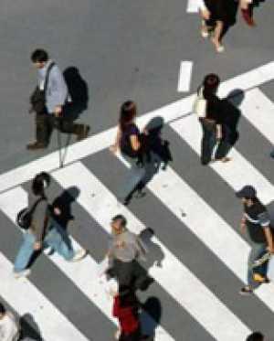Пешеход и его безопасность