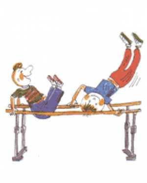 Физическая нагрузка для детей с ограниченными возможностями здоровья. Лекция 3