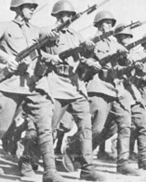 Советское стрелковое оружие: СВТ – 40