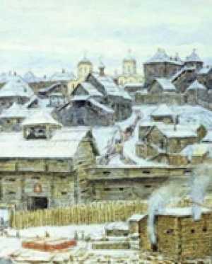 Москва в XII-XIV вв.