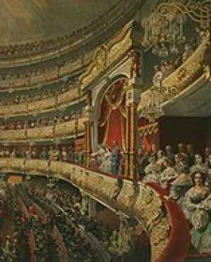 Зарождение оперы