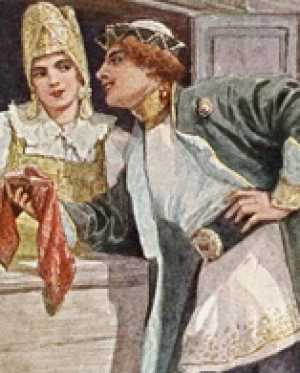 Курский праздничный девичий сарафанный комплекс. Часть 2