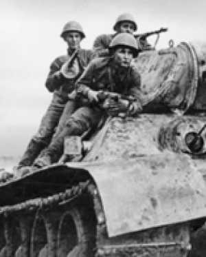 Боевые действия на советско-германском фронте весной – осенью 1942 года